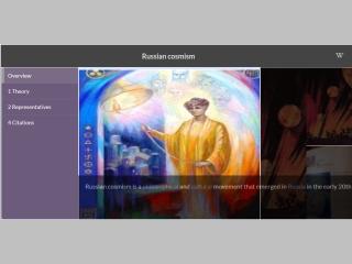Russian cosmism (www.videowiki.org)